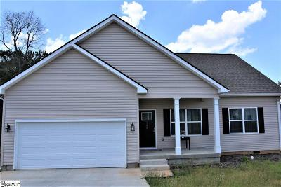 Single Family Home For Sale: 135 Flint