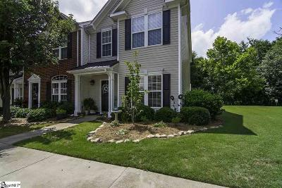 Greenville County Condo/Townhouse Contingency Contract: 424 Canewood
