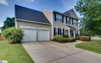 Greenville SC Single Family Home For Sale: $213,000