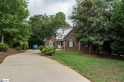 Single Family Home For Sale: 180 Berrys Pond