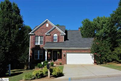 Greer Single Family Home Contingency Contract: 205 Marcie Rush