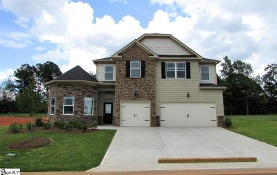 Boiling Springs Single Family Home For Sale: 116 Peppermill