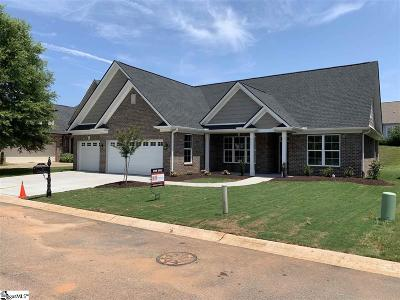 Greenville SC Single Family Home For Sale: $372,900