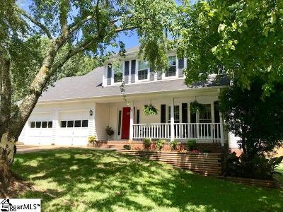 Greenville Single Family Home For Sale: 106 St. Andrews