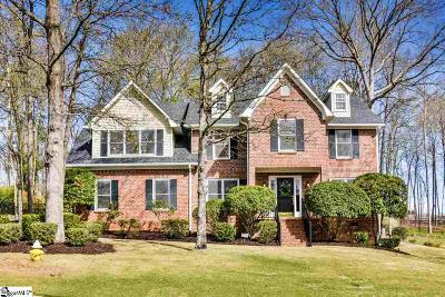 Greenville SC Single Family Home For Sale: $399,900