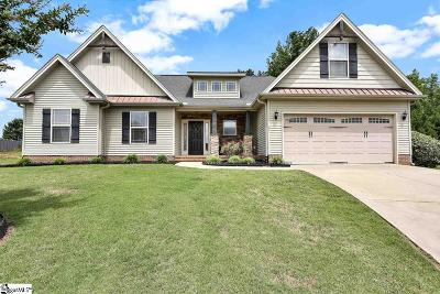 Taylors Single Family Home For Sale: 25 Berry Pine