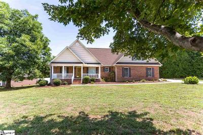 Boiling Springs Single Family Home For Sale: 520 Dominion