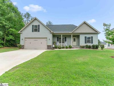 Spartanburg Single Family Home For Sale: 414 Isabella