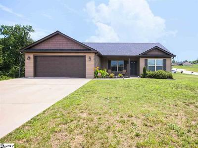 Inman Single Family Home Contingency Contract: 704 Kaitlyn