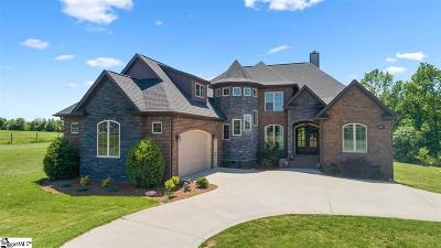 Inman Single Family Home For Sale: 473 Meadow
