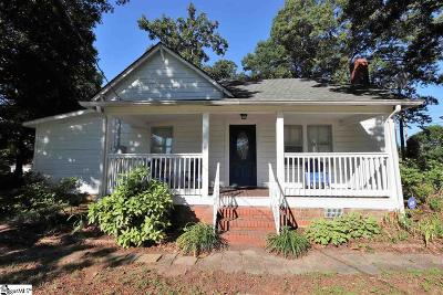 Greenville Single Family Home For Sale: 200 Lions Club