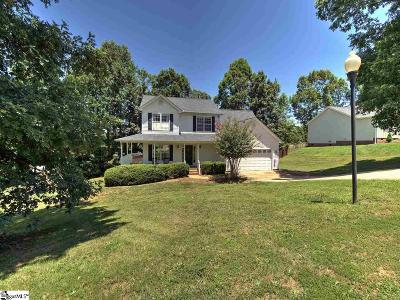 Greer Single Family Home For Sale: 110 Spindleback
