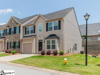 Greenville Condo/Townhouse Contingency Contract: 337 Juniper Bend