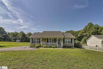 Inman Single Family Home Contingency Contract: 804 Clark