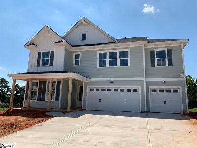 Simpsonville Single Family Home For Sale: 2 Moray