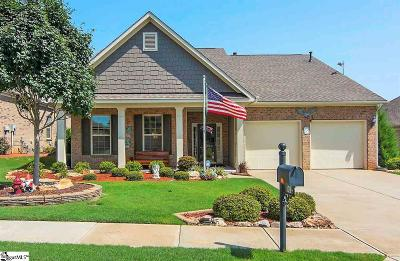 Greenville Single Family Home For Sale: 103 Moonlit