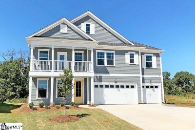 Simpsonville Single Family Home For Sale: 206 Durness #JM119
