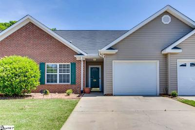 Simpsonville Condo/Townhouse Contingency Contract: 84 Magnolia Crest