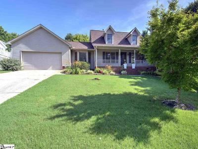 Greenville Single Family Home For Sale: 7 Southfield