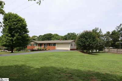 Single Family Home For Sale: 941 Canterbury