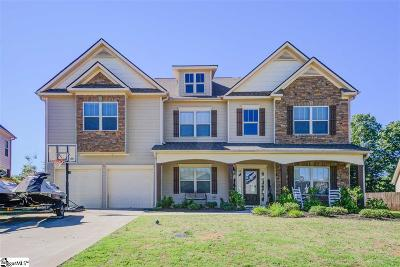 Easley Single Family Home For Sale: 177 Wild Hickory