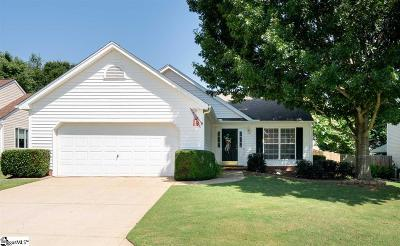 Simpsonville Single Family Home For Sale: 11 Cornerton Pass