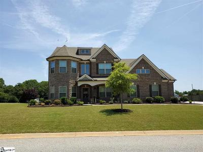 Simpsonville Single Family Home For Sale: 301 S Angeline