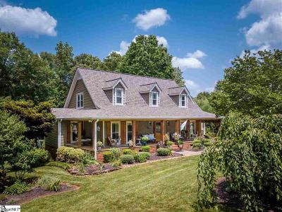 Easley Single Family Home For Sale: 205 Andover Turn