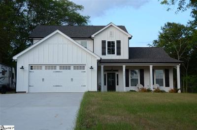 Single Family Home For Sale: 4020 Ridge