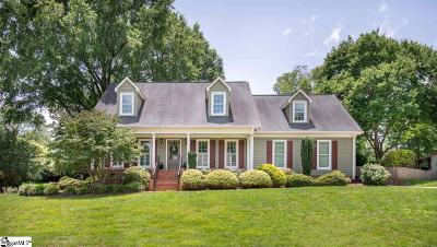 Greenville SC Single Family Home For Sale: $268,000