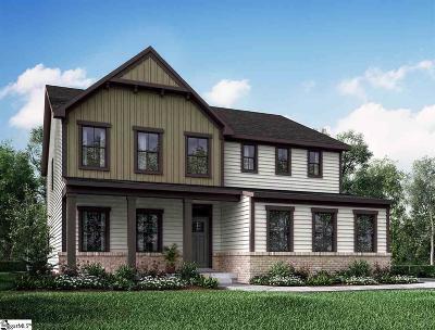 Piedmont Single Family Home For Sale: 107 Magnolia Farms