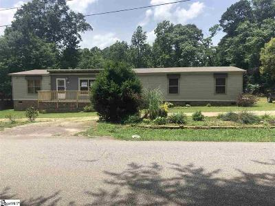 Greenville County Mobile Home Contingency Contract: 120 Lynch