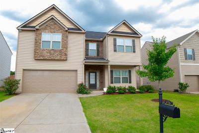 Single Family Home For Sale: 875 Wild Orchard