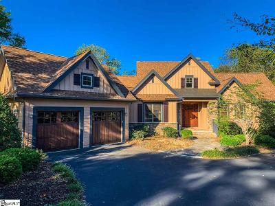 The Cliffs At Glassy, The Cliffs At Keowee, The Cliffs At Keowee Falls, The Cliffs At Keowee Falls North, The Cliffs At Keowee Falls South, The Cliffs At Keowee Springs, The Cliffs At Keowee Vineyards, The Cliffs At Mountain Park, Cliffs Valley Single Family Home For Sale: 103 Dove Tree #EC1
