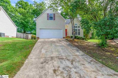 Single Family Home Contingency Contract: 19 Waterfield