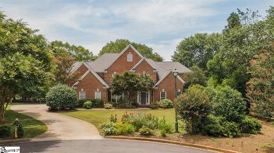 Greenville Single Family Home For Sale: 12 Old Tyler