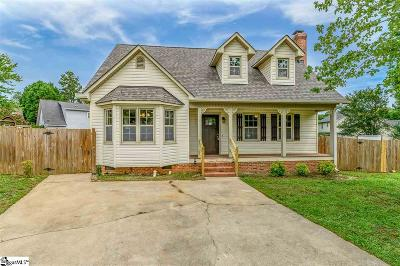 Single Family Home Contingency Contract: 106 Timmerman