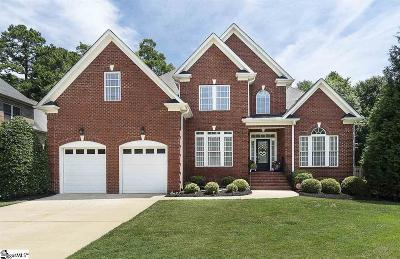 Simpsonville Single Family Home For Sale: 119 Waverly Hall