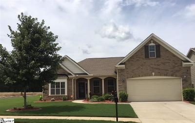Reedy Springs Single Family Home For Sale: 101 Moonlit