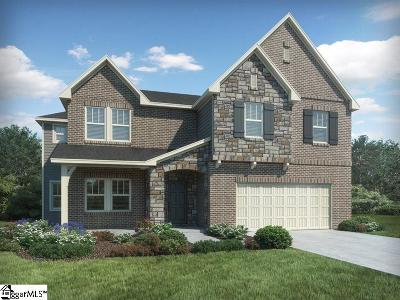 Simpsonville Single Family Home For Sale: 113 Quail Hunt