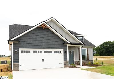 Inman Single Family Home For Sale: 141 Cochran
