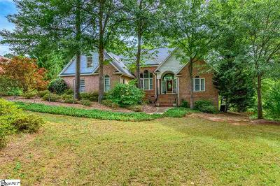 Anderson Single Family Home For Sale: 3008 Cobbs
