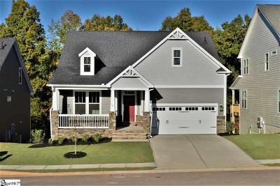 Simpsonville Single Family Home For Sale: 605 Longfellow #lot 41