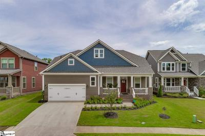 The Reserve At Richglen Single Family Home Contingency Contract: 102 Quail Creek