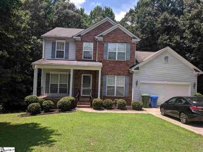 Mauldin Single Family Home For Sale: 408 Planters Row
