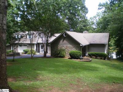 Laurens Single Family Home For Sale: 404 Deer Meadows