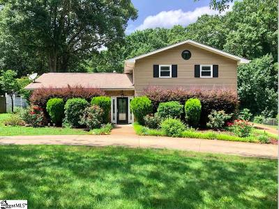 Gower Estates Single Family Home For Sale: 142 Shallowford
