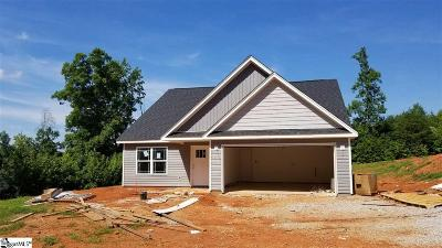 Taylors Single Family Home For Sale: 65 Pine