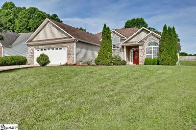Boiling Springs Single Family Home Contingency Contract: 347 Laurelwood