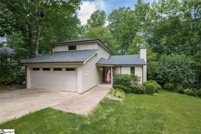 Sugar Creek Single Family Home Contingency Contract: 117 Woody Creek